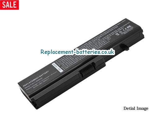 PA3780U-1BRS Battery, 10.8V TOSHIBA PA3780U-1BRS Battery 5200mAh