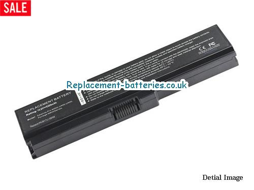 PA3817U-1BRS Battery, 10.8V TOSHIBA PA3817U-1BRS Battery 5200mAh