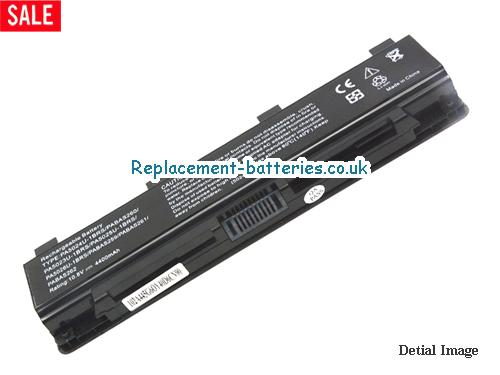 PABAS272 Battery, 10.8V TOSHIBA PABAS272 Battery 5200mAh