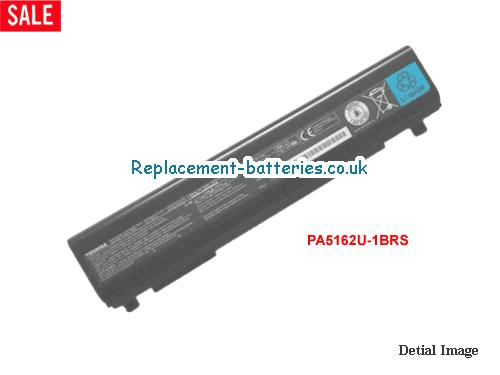 Toshiba PA5163U-1BRS PA5162U-1BRS Battery For PORTEGE R30 Series Laptop in United Kingdom and Ireland
