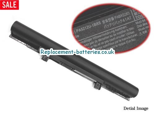 Toshiba PA5212U-1BRS Laptop Battery 45Wh 14.8V in United Kingdom and Ireland