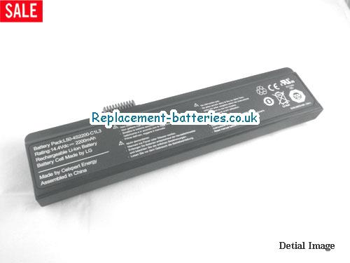 4S2000-G1S2-04 Battery, 14.4V FUJITSU-SIEMENS 4S2000-G1S2-04 Battery 2200mAh