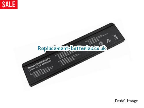 L50-3S4000-S1P3 Battery, 11.1V FUJITSU-SIEMENS L50-3S4000-S1P3 Battery 5200mAh