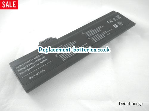 63GL51028-8A Battery, 11.1V FUJITSU-SIEMENS 63GL51028-8A Battery 4400mAh