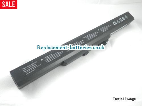 UK 2200mAh Long life laptop battery for Advent 9912, 4401,