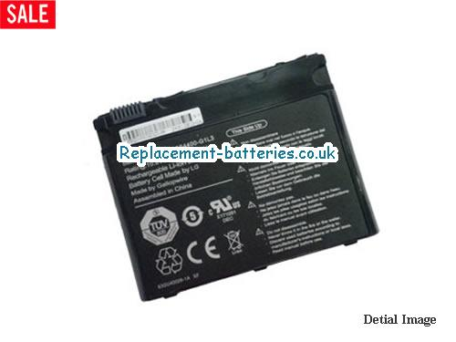 U40-3S5200-G1L3 Battery, 10.8V FUJITSU-SIEMENS U40-3S5200-G1L3 Battery 4400mAh