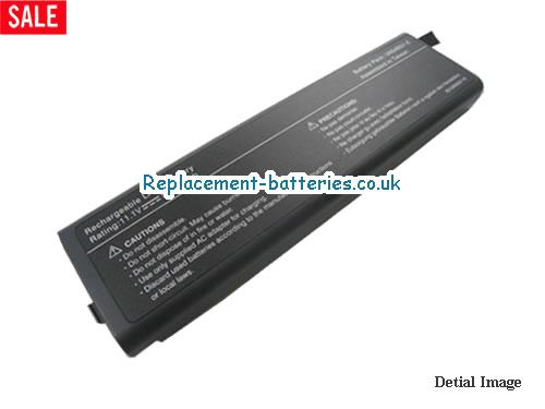 UK 6000mAh Long life laptop battery for Advent 7021, 7012, 7011,