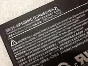 Genuine ACER ICONIA W510P-1406 Battery Li-ion 3.7V 7300mAh, 27Wh
