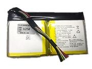 Li-Polymer PR-115759G Battery For Acer Tablet PR115759G 7.6v 5100mAh