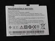 Genuine AIGO P8860 Battery Li-Polymer 3.7V 2700mAh, 9.99Wh