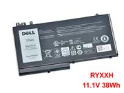 Genuine DELL RYXXH 38Wh Laptop battery