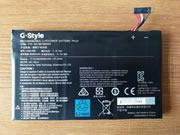 GIGABYTE GNG-K60 Battery GNGK60 For P56XT Laptop Li-Polymer 8000mah
