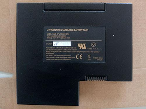 Getac BP-LC2600/42-02SI Battery 338914820015 77WH 14.8V