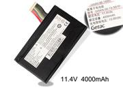 Genuine GI5KN-00-13-3S1P-0 Battery For Getac Hasee Z7M-KP7G1 GE5502