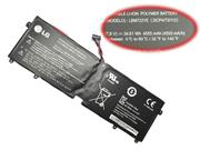 Genuine LG LBM722YE Battery  2ICP4/73/113 34.61Wh