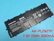 Genuine SAMSUNG AA-PLZN2TP 1588-3366 Laptop Battery 25Wh