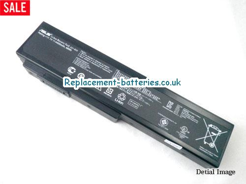 image 2 for  ASUS A31-B43 For B43E,B43 Series,11.1V 4400MAH Laptop Battery In United Kingdom And Ireland laptop battery