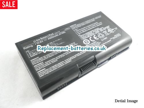 image 1 for  X72J laptop battery