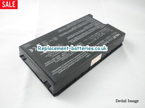 image 2 for  A32-F80 A32-F80A Battery For ASUS F80 F80A F80S F80H X61 X85 Series Laptop 49WH Li-ion In United Kingdom And Ireland laptop battery