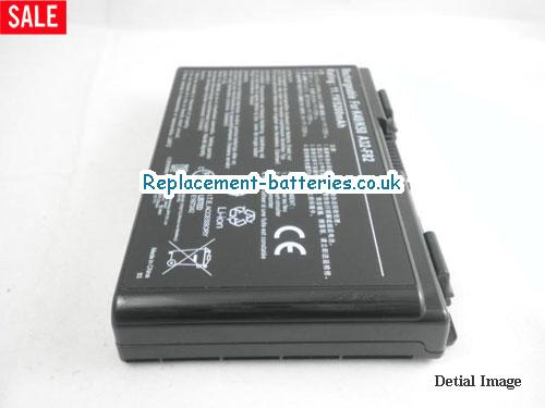 image 4 for  K40IL laptop battery