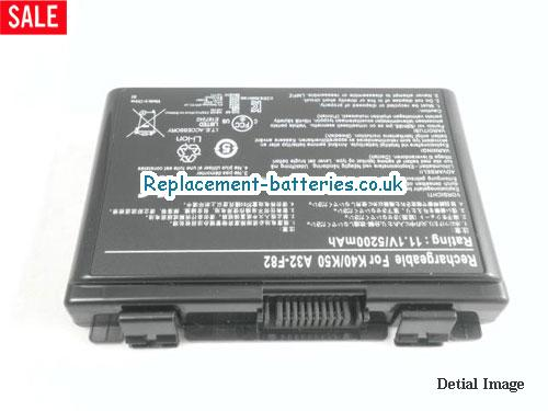 image 5 for  K40IL laptop battery