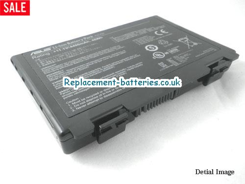 image 1 for  K50IJ laptop battery