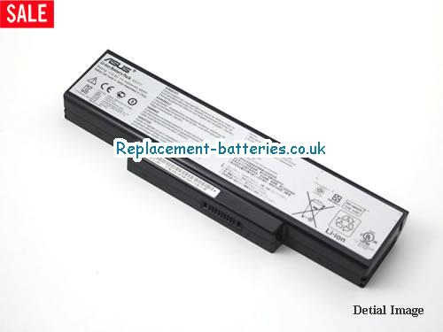 image 2 for  K73SV-TY032V laptop battery