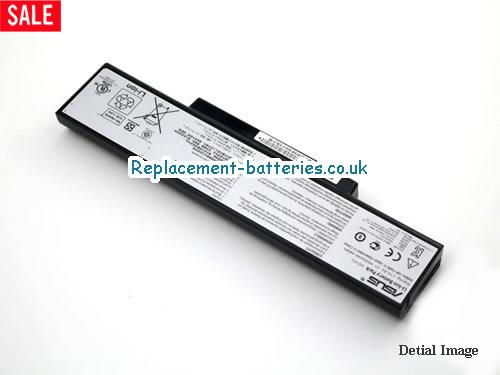 image 3 for  K73SV-TY032V laptop battery