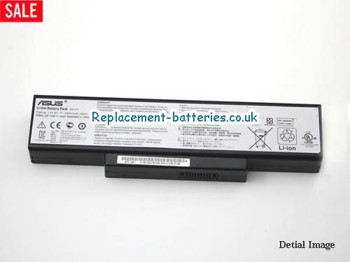 image 5 for  X73TA laptop battery