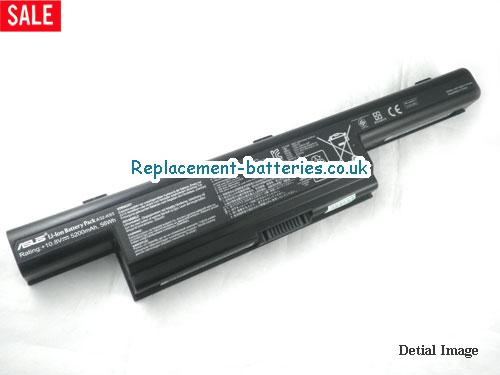 image 1 for  A32-K93 A42-K93 Laptop Battery For ASUS K93 Series In United Kingdom And Ireland laptop battery