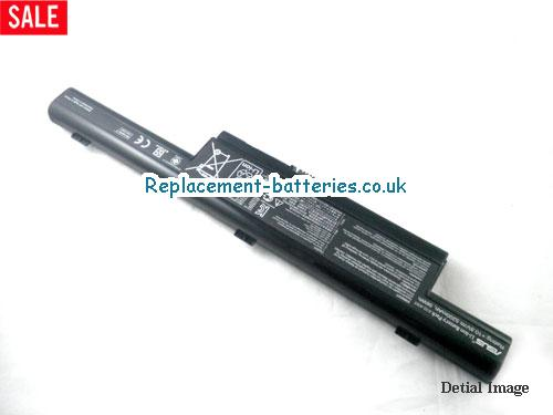 image 3 for  A32-K93 A42-K93 Laptop Battery For ASUS K93 Series In United Kingdom And Ireland laptop battery