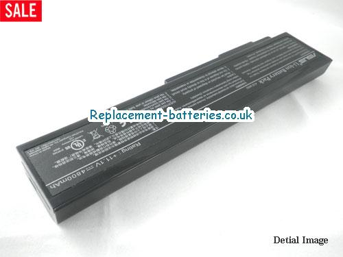 image 2 for  M50SV SERIES laptop battery