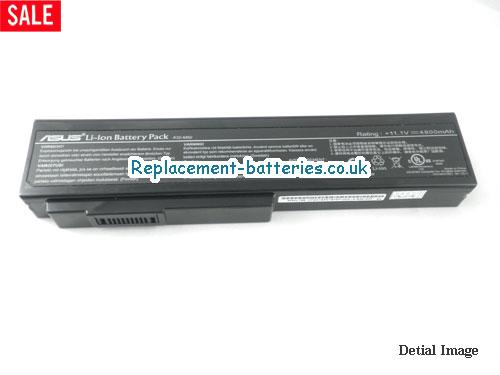image 5 for  N53JF-A1 laptop battery