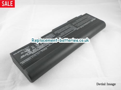 image 2 for  N53JF-A1 laptop battery