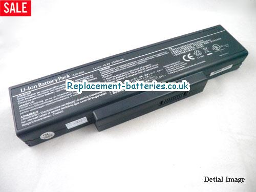 image 2 for  ASUS A32-Z96 10.8V 5200mah Laptop Battery In United Kingdom And Ireland laptop battery