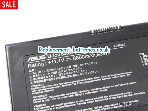 image 2 for  W90 laptop battery
