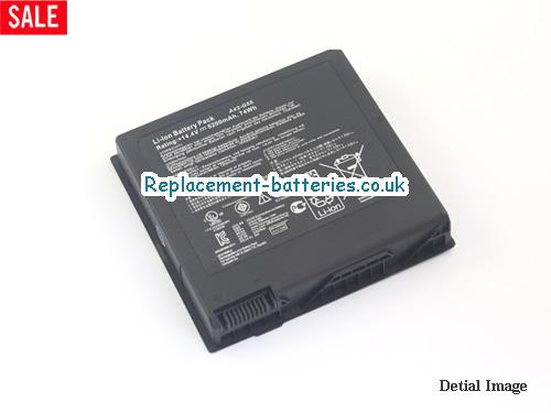 image 4 for  G55VW laptop battery
