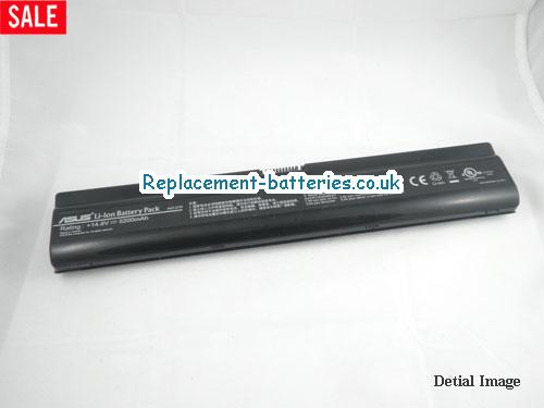 image 5 for  G70S-7T025G laptop battery