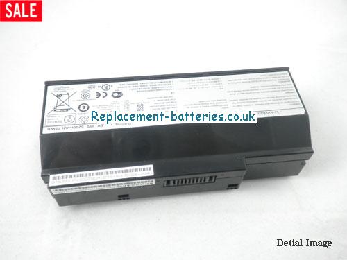 image 5 for  G53 SERIES laptop battery