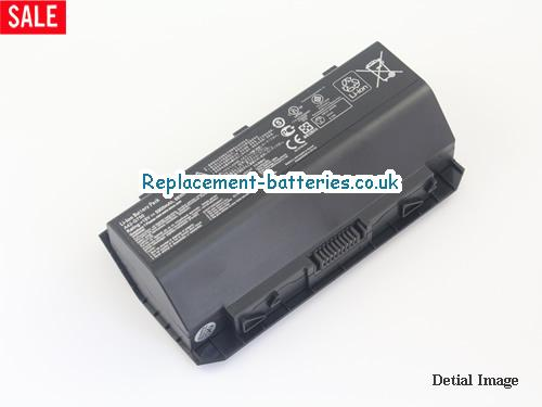 image 1 for  G750JX-IB71 laptop battery