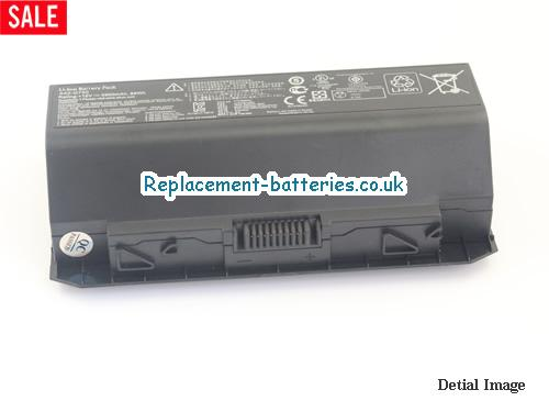 image 5 for  G750JH-DB71 laptop battery