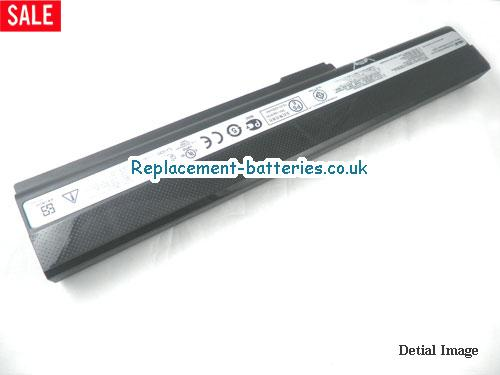 image 3 for  70-NXM1B2200Z laptop battery