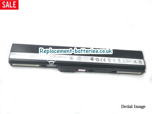 image 5 for  X52N laptop battery