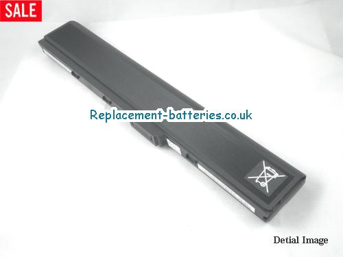 image 5 for  K52F-SX074V laptop battery