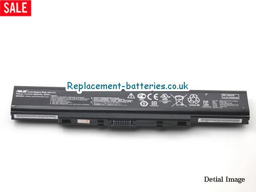image 4 for  U31S laptop battery