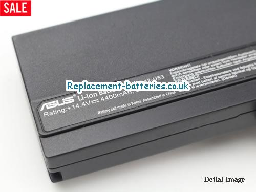 image 2 for  U43JC laptop battery