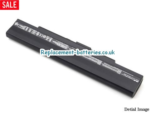 image 3 for  U43JC laptop battery