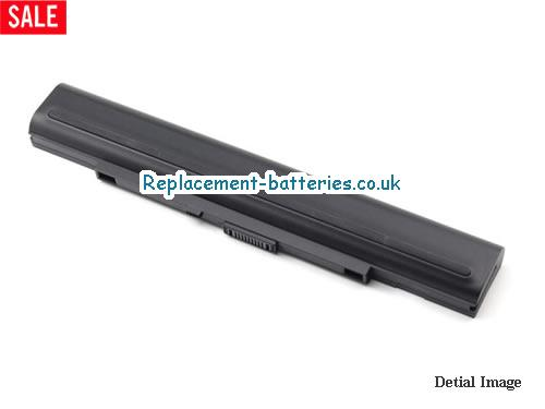 image 4 for  U43JC laptop battery