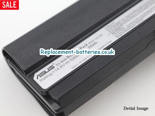 image 5 for  UL50VT-XX009X laptop battery