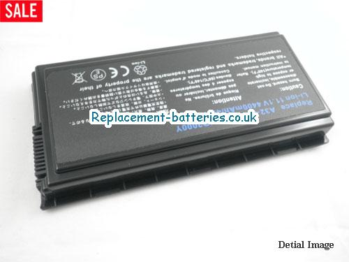 image 2 for  X50V laptop battery